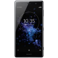 Смартфон Sony Xperia XZ2 Premium DS Chrome Black (H8166)